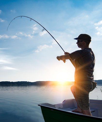 fishing the California Delta